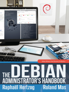 Cover of the Debian Administrator's Handbook